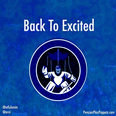 Back to Excited Hockey Podcast