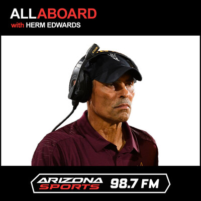 All Aboard with Herm Edwards Podcast