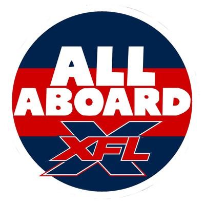 All Aboard XFL