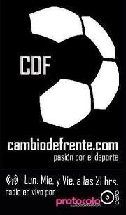 Cambio de Frente RADIO (Podcast) - www.poderato.com/cambiodefrente