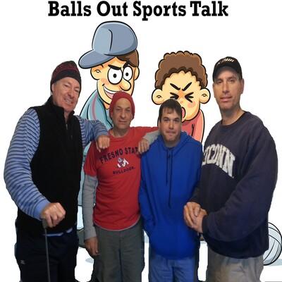 Balls Out Sports Talk