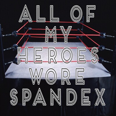 All of My Heroes Wore Spandex
