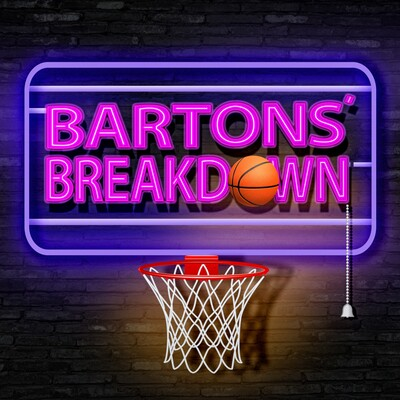 Barton's Breakdown:Welcome to the best NBA podcast on the airwaves. Discussing all things NBA, with a special emphasis on the ONLY team that truly matters, the Utah Jazz.