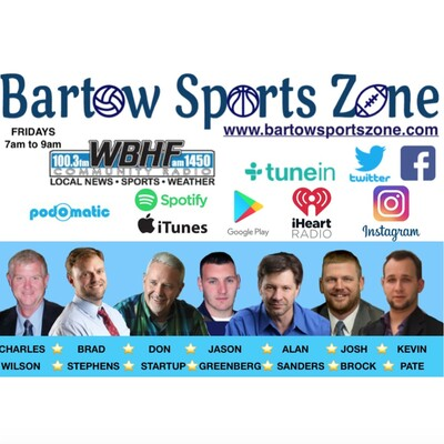 Bartow Sports Zone Podcast