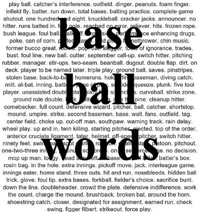 Baseball Words Podcast
