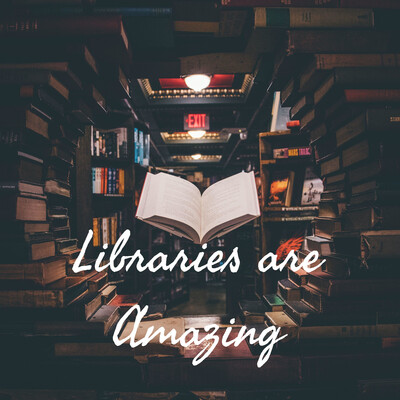 Libraries are Amazing