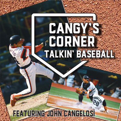 Cangy's Corner Podcast