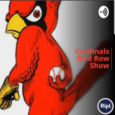 Cardinals Red Bird Row