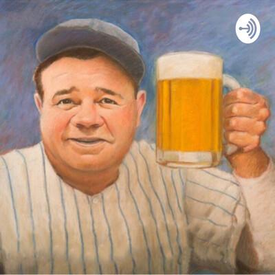 Dads Drinking Beer Talking Baseball