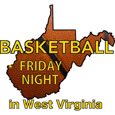 Basketball Friday Night in West Virginia