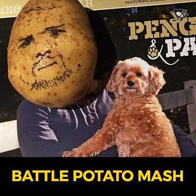 Battle Potato Mash