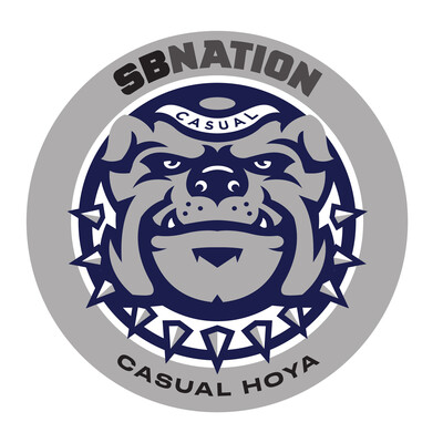 Casual Hoya: for Georgetown Hoyas fans