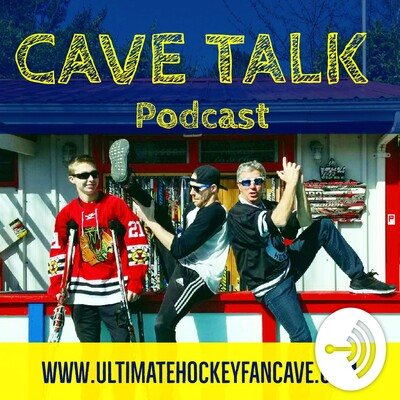 CAVE TALK | Ultimate Hockey Fan Cave