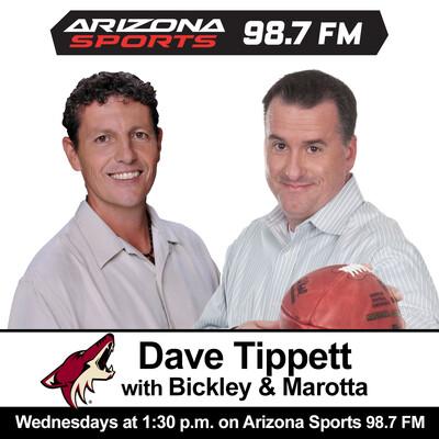 Dave Tippett w/ Bickley & Marotta - Segments and Interviews