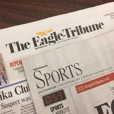 Eagle-Tribune Sports Podcast