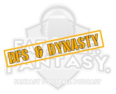 Eat. Sleep. Fantasy. -DFS and Dynasty