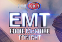 Eddie McGuire Tonight - Fox Sports Australia