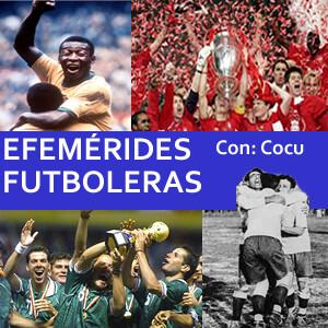Efemérides Futboleras (Podcast) - www.poderato.com/efemeridesfutboleras