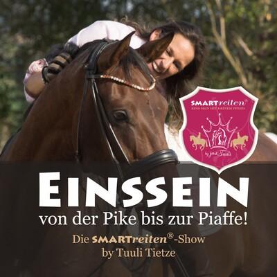 Einssein mit Deinem Pferd von der Pike bis zur Piaffe