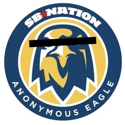 Anonymous Eagle: for Marquette Golden Eagles fans