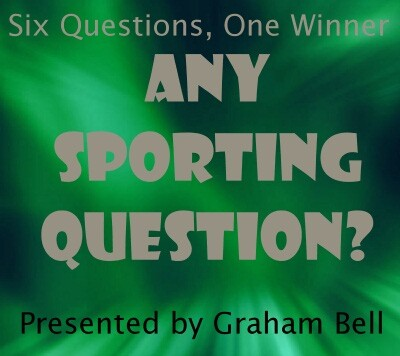 Any Sporting Question?
