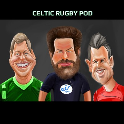 Celtic Rugby Pod