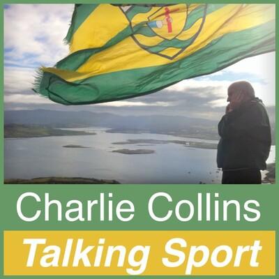 Charlie Collins Talking Sport Podcast