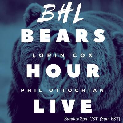 Bears Hour Live