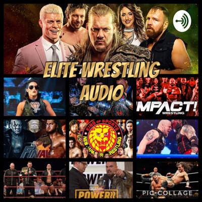 Elite Wrestling Audio