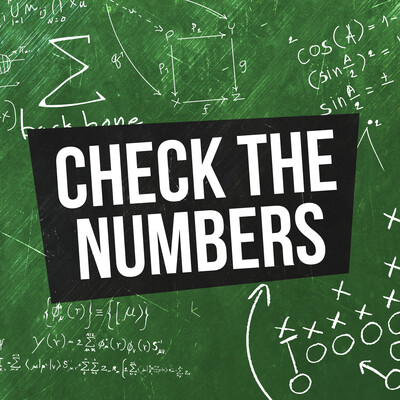 Check The Numbers Podcast