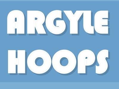 Argyle Hoops