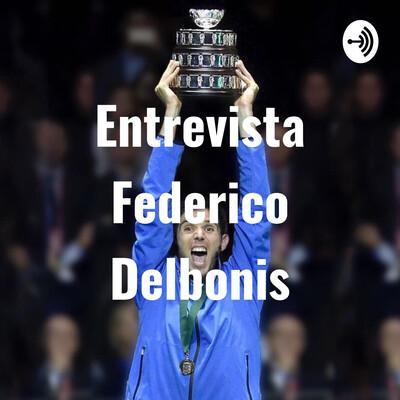 Entrevista Federico Delbonis