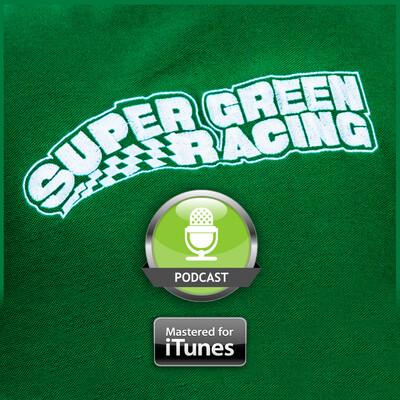 Ben Green - Super Green Racing - Ginetta GT4 Supercup