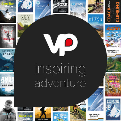 Inspiring Adventure by Vertebrate Publishing