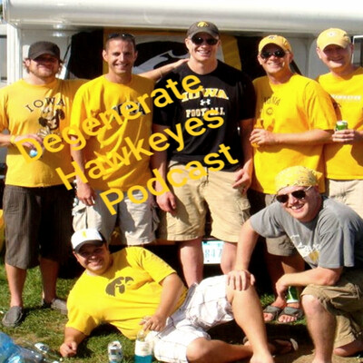 Degenerate Hawkeyes Podcast
