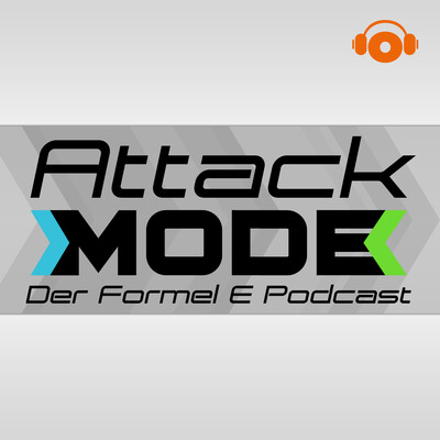 Attack Mode – Der Formel E Podcast – meinsportpodcast.de