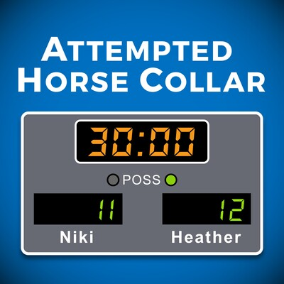 Attempted Horse Collar Podcast