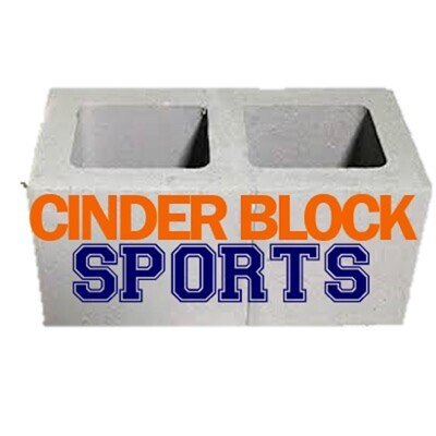 Cinder Block Sports by Jon O'Donnell