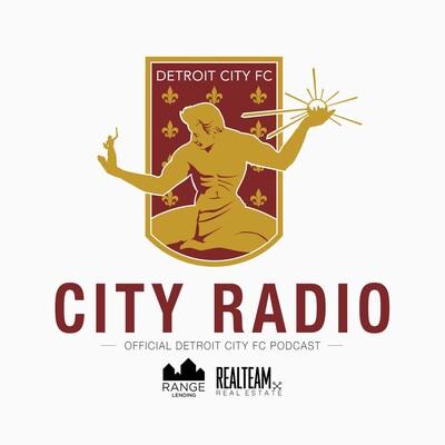 City Radio Detroit City FC Podcast