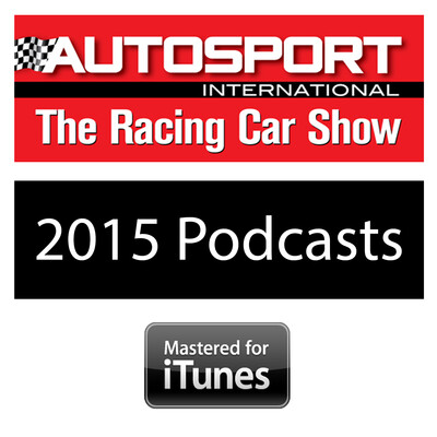 Autosport International Show 2015 - NEC, Birmingham from the 8th to 11th January, 2015.