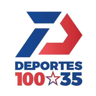 Deportes 100x35