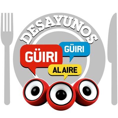 Desayuno con el Guiri Guiri al aire