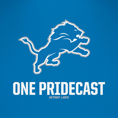 Detroit Lions | One Pridecast