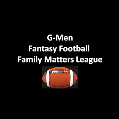 G-men Fantasy Football