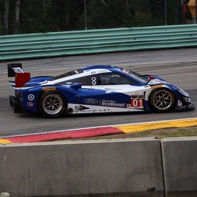 Garage 57 Motorsport Podcast