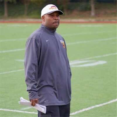 """Coach Big B's Youth Football Radio Show """"The Red Zone Show"""""""