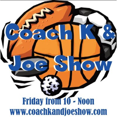 Coach K and Joe Show