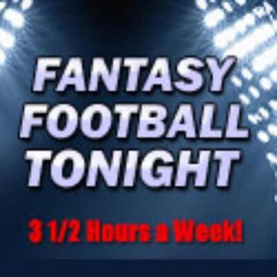 Fantasy Football Tonight Waiver Edition