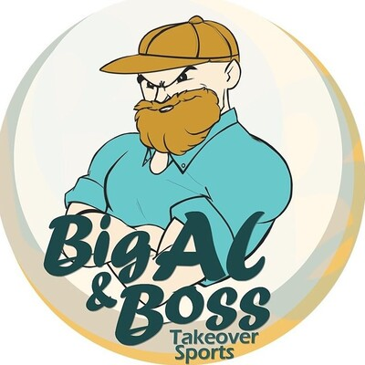 Big Al and Boss Takeover Sports Podcast