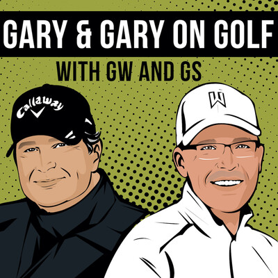 Gary and Gary on Golf